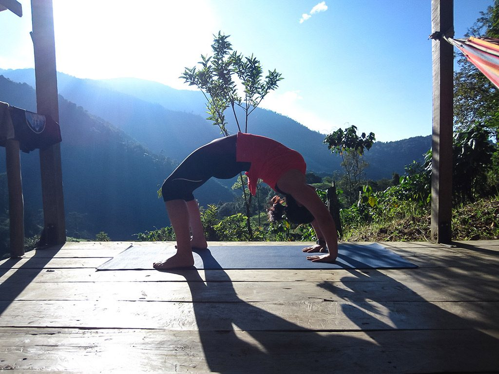 Run Like a Girl /Chakra Eco Lodge Running & Yoga Trip, Costa Rica 2014