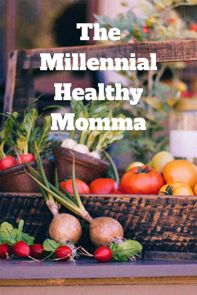 The Millennial Healthy Momma - eating fruits and vegetables is important to keep your family healthy.