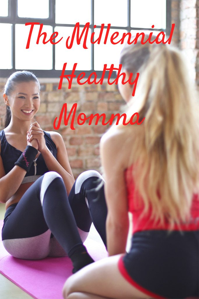 The Millennial Healthy Momma shares the benefits of an active lifestyle.
