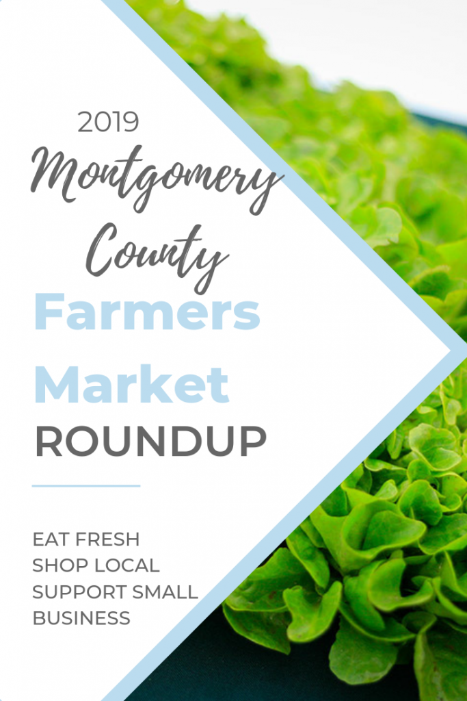 2019 Farmers Market Roundup pinnable image